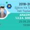 2018 - 2019 Eğitim Öğretim Yılı Tanıtım Veli Toplantısı